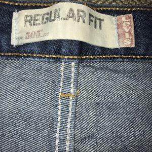 """Levi's Jeans - EUC Vintage Levi's 505 Regular Fit Size 38""""."""